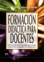 FORMACION DIDACTICA PARA DOCENTES