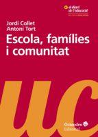 Escola, famílies i comunitat (ebook)