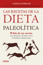 Las recetas de la dieta paleolítica (ebook)