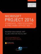 Microsoft Project 2016 (ebook)