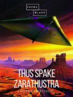 Thus Spake Zarathustra (ebook)