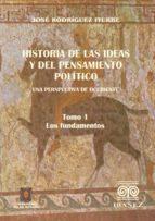 Historia de las ideas y del pensamiento político. Una perspectiva de Occidente. 1 (ebook)