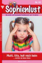 Sophienlust 197 - Familienroman (ebook)