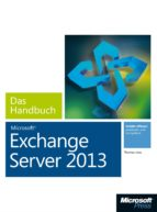 Microsoft Exchange Server 2013 - Das Handbuch (ebook)
