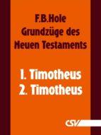 Grundzüge des Neuen Testaments - 1. & 2. Timotheus (ebook)