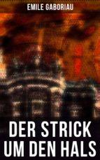 Der Strick um den Hals (ebook)