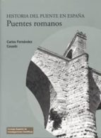 Historia del puente en España. Puentes romanos (ebook)