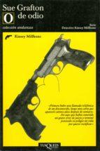 O de odio (ebook)