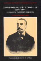 Modesto Fernández y González (1838-1897) (ebook)