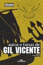Autos e Farsas de Gil Vicente (ebook)