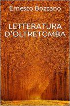 Letteratura d'oltretomba (ebook)