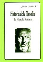 Historia de la Filosofía - III La filosofía romana (ebook)