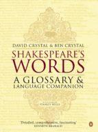 Shakespeare's Words (ebook)