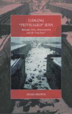 Judging 'Privileged' Jews (ebook)