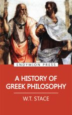 A History of Greek Philosophy (ebook)