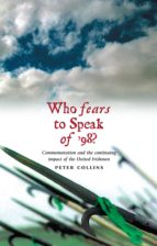 WHO FEARS TO SPEAK OF '98