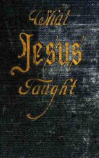 What Jesus Taught (ebook)