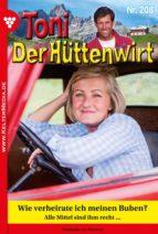 Toni der Hüttenwirt 208 – Heimatroman (ebook)
