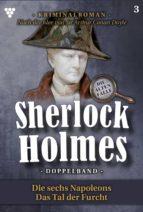 SHERLOCK HOLMES DOPPELBAND 3 ? KRIMINALROMAN