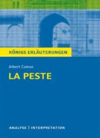 La Peste - Die Pest. Königs Erläuterungen. (ebook)