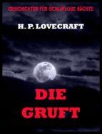 Die Gruft (ebook)