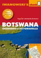 Botswana - Okavango und Victoriafälle - Reiseführer von Iwanowski (ebook)