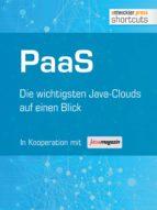 PaaS - Die wichtigsten Java Clouds auf einen Blick (ebook)