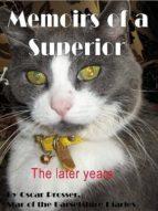 MEMOIRS OF A SUPERIOR