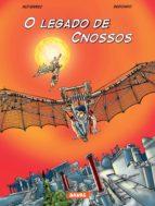 O legado de Cnossos (ebook)