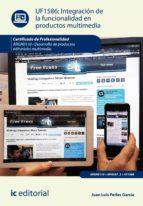 Integración de la funcionalidad en productos multimedia. ARGN0110