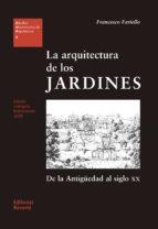 La arquitectura de los jardines (ebook)