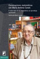 Conversaciones matemáticas con Maria Antònia Canals (ebook)