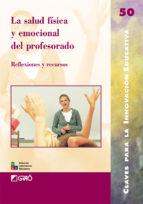 La salud física y emocional del profesorado (ebook)