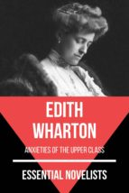 Essential Novelists - Edith Wharton (ebook)