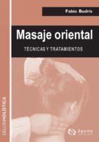 Masaje oriental EBOOK (ebook)