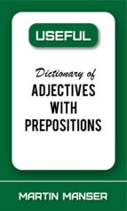 Useful Dictionary of Adjectives With Prepositions (ebook)