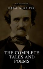 EDGAR ALLAN POE: COMPLETE TALES AND POEMS: THE BLACK CAT, THE FALL OF THE HOUSE OF USHER, THE RAVEN, THE MASQUE OF THE RED DEATH...