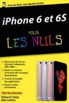iPhone 6 et 6S pour les Nuls, édition poche (ebook)
