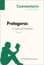 Protagoras de Platon - Le mythe de Protagoras (Commentaire) (ebook)