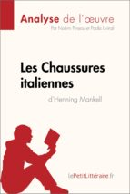 Les Chaussures italiennes d'Henning Mankell (Analyse de l'oeuvre) (ebook)