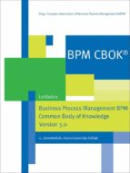 BPM CBOK® ? BUSINESS PROCESS MANAGEMENT BPM COMMON BODY OF KNOWLEDGE, VERSION 3.0