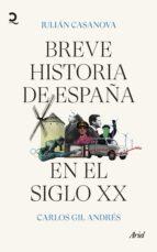 Breve historia de España en el siglo XX (ebook)