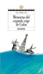 Memorias del segundo viaje de Colón (ebook)