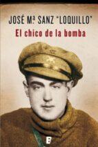 EL CHICO DE LA BOMBA