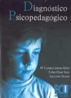 Diagnòstic psicopedagògic (ebook)