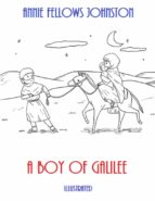 A Boy of Galilee (Illustrated) (ebook)