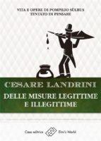 Delle misure legittime e illegittime (ebook)