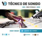 YO TCNICO DE SONIDO - LA BASE DEL SONIDO (ebook)