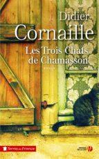 Les trois chats de Chamasson (ebook)