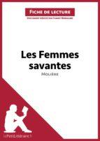 Les Femmes savantes de Molière (Fiche de lecture) (ebook)